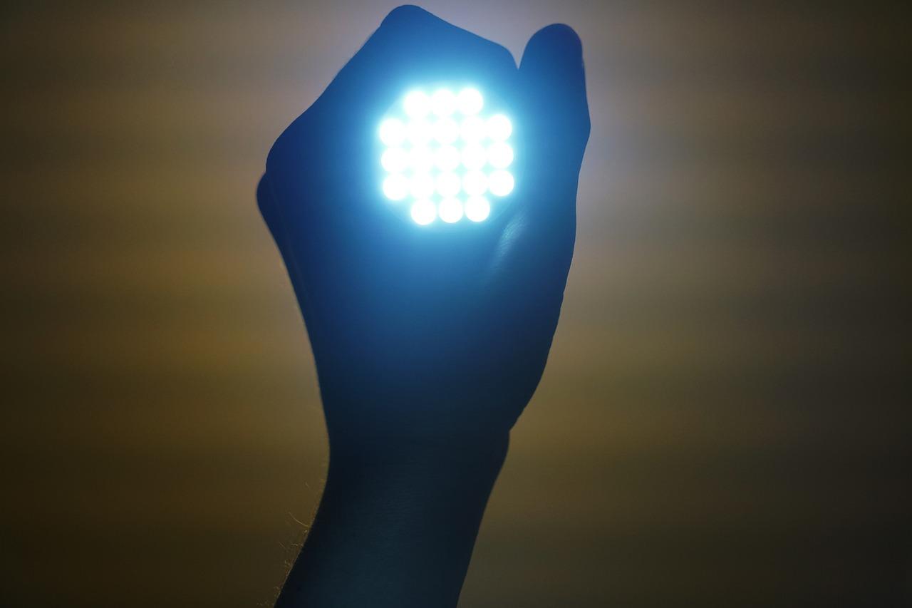 La torcia X-Light a LED: un accessorio pratico e funzionale